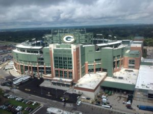 Capturing Wisconsin From Above – Lambeau Field, Door County, Oshkosh and More