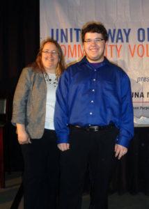 WPT Volunteers Honored by United Way