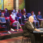 Behind the Scenes: Students Attend State Superintendent Debate in WPT Studios