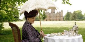 Celebrate International Tea Day With Violet Crawley