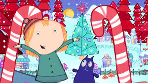 """Make PBS KIDS Holiday Programming Your """"Special Thing"""""""