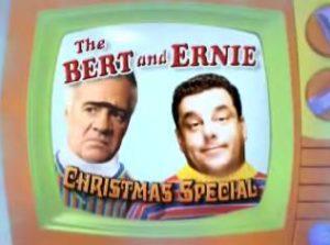Sesame Street + The Sopranos = Christmas Joy