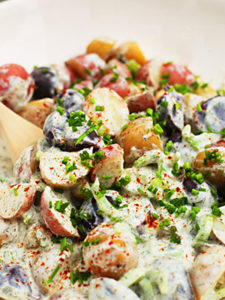 Finding the Right Potato Salad with PBS Food