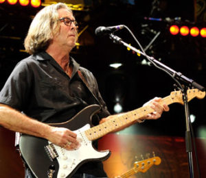Eric Clapton and friends rock Chicago