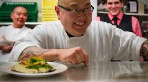 Chef Tory Miller Makes Food Local, Sustainable, Healthy and Delicious