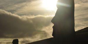 The magic of the Moai