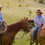 Around the Farm Table blog: Saddle up!