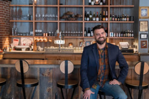 Q&A: Luke Zahm, new host of Wisconsin Foodie