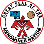 Seal of the Great Menominee Nation