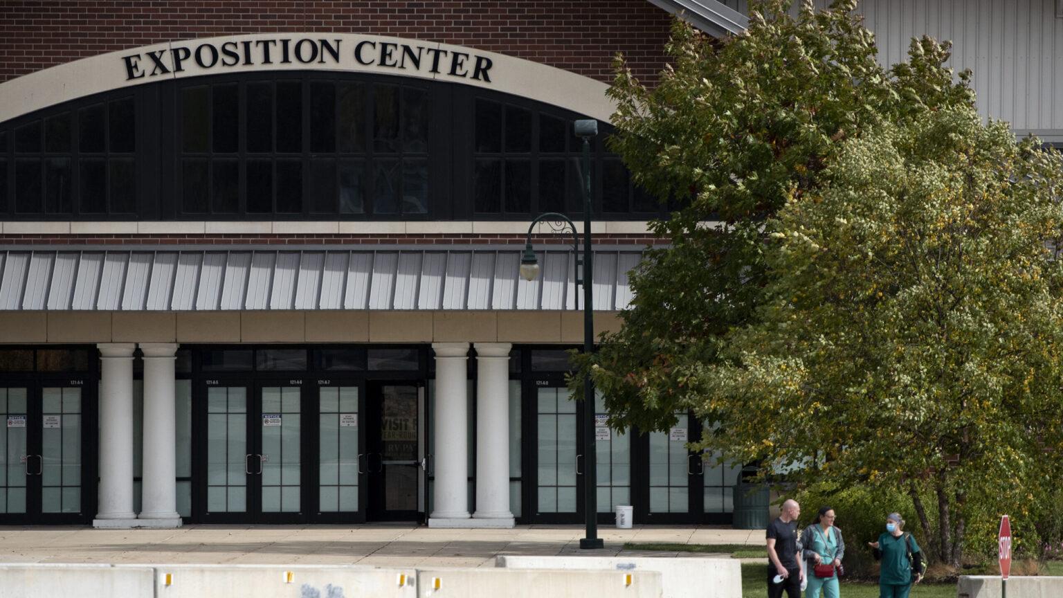 State Fair Park alternate care facility