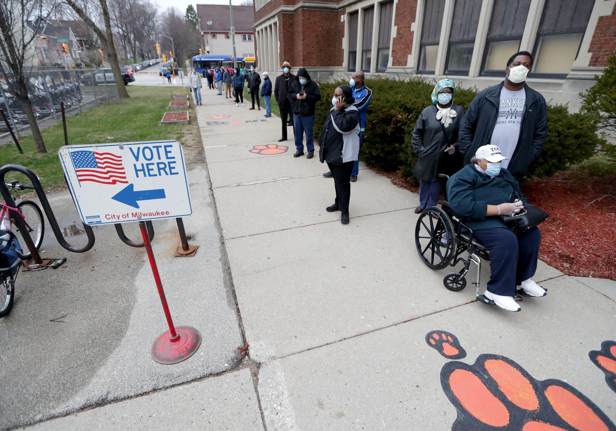 FRONTLINE: Whose Vote Counts