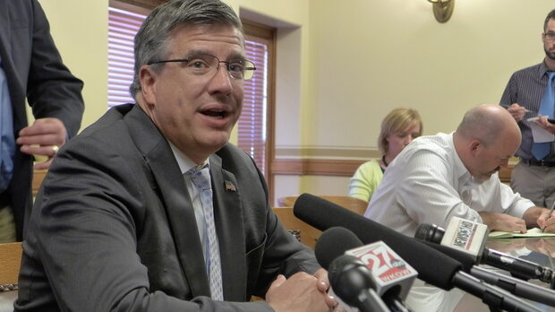 State Rep. John Nygren, R-Marinette. (Courtesy: Shawn Johnson / WPR)