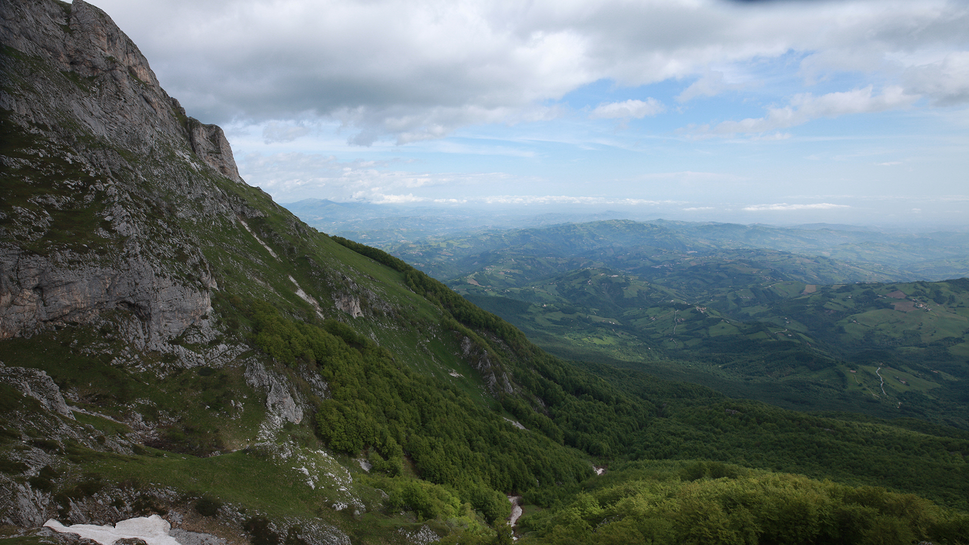 A European landscape