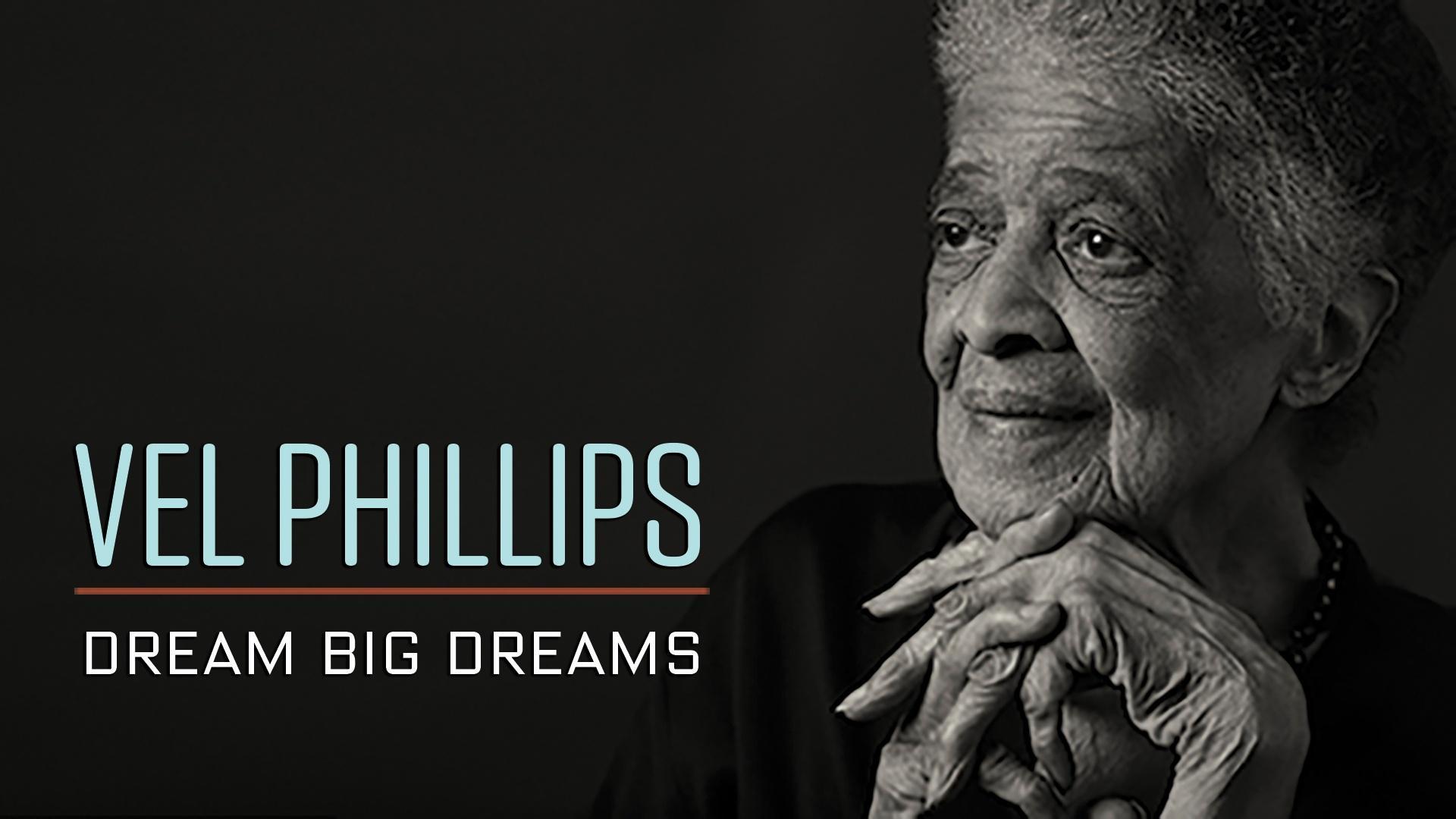 Vel Phillips portrait