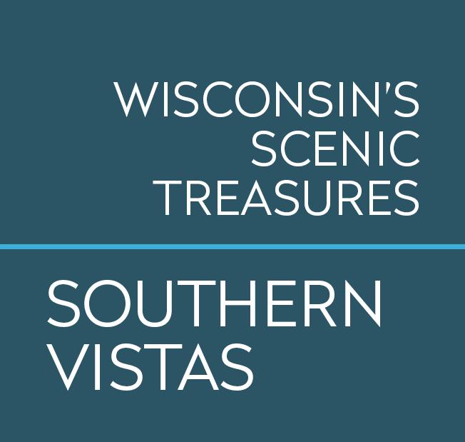logo: Wisconsin's Scenic Treasures: Southern Vistas