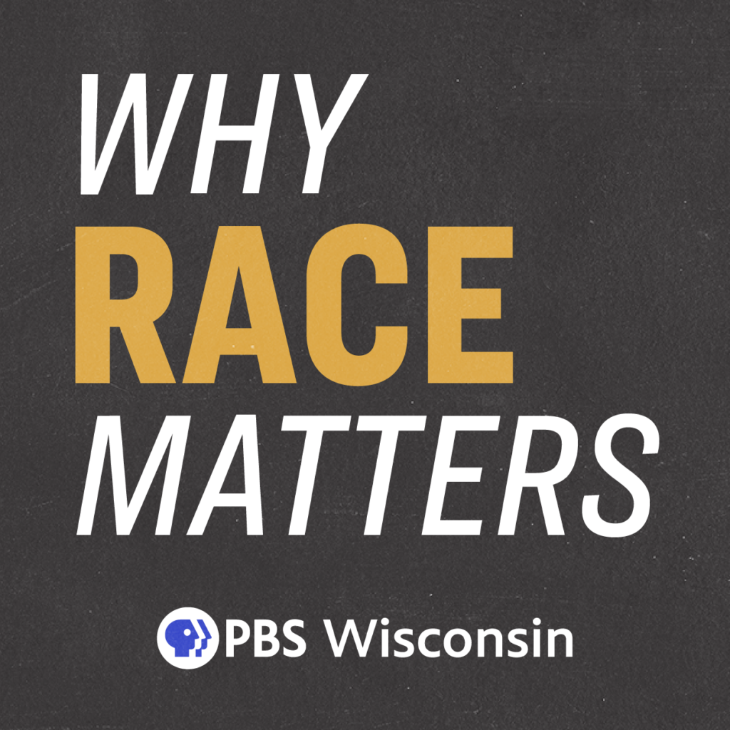 Why Race Matters Podcast Logo