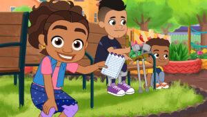 New PBS KIDS Series, 'Alma's Way,' Celebrates Latino Culture, Premieres Oct. 4